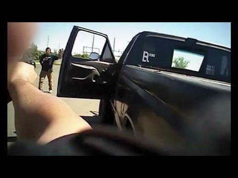 ΗΠΑ: Βίντεο – σοκ της αστυνομίας καταγράφει τον θανάσιμο τραυματισμό 19χρονου οδηγού