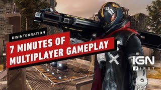 Disintegration: 7 Minutes of Control Mode Multiplayer Gameplay - IGN First by IGN