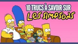 Video Top 10 des trucs que vous ne saviez pas sur les Simpsons MP3, 3GP, MP4, WEBM, AVI, FLV Juni 2017