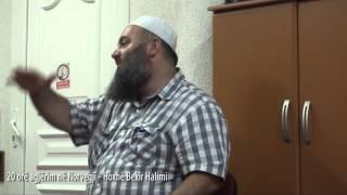 20 orë agjërim në Norvegji - Hoxhë Bekir Halimi
