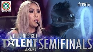 Video Pilipinas Got Talent 2018 Semifinals: JM Bayot - Vape Smoke Tricks MP3, 3GP, MP4, WEBM, AVI, FLV April 2018