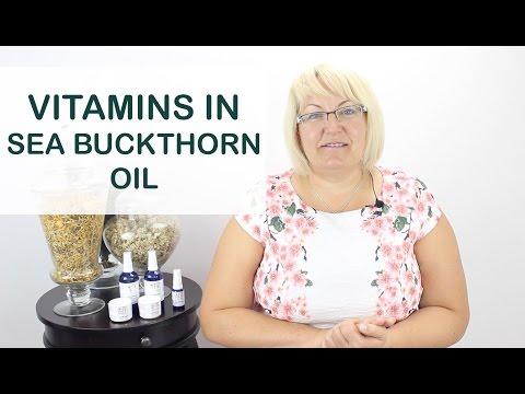Sea Buckthorn Oil Nutritional Value - Vitamins in Sea Buckthorn Oil