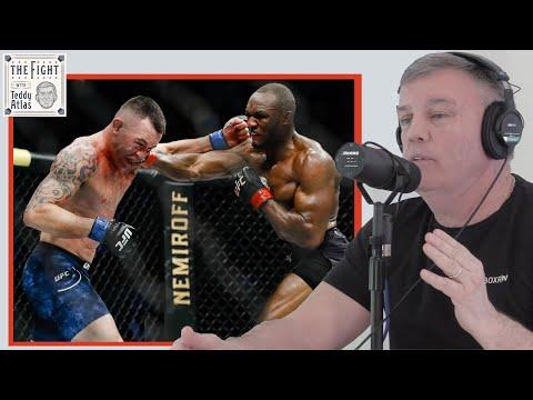 Teddy Atlas Reacts to Usman vs Covington Fight & Covington Broken Jaw   CLIPS
