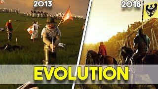 The Evolution of Kingdom Come Deliverance! | 2013 - 2018 |