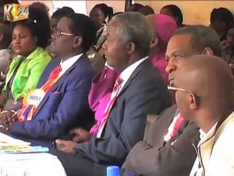 """""""Senate Will Fully Support The Prosecution Of Corrupt Leaders."""" Kembi Gitura Says"""
