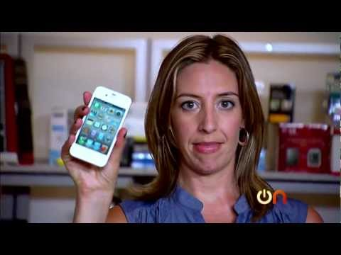 iphone 4s - http://cnet.com/alwayson The most requested gadget for Molly Wood to torture? The iPhone 4S. Molly Wood puts the popular phone through the toughest torture t...