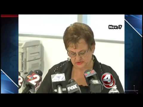 Harrington testifies about election problems
