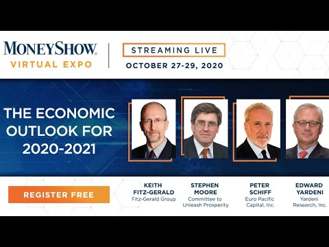 The Economic Outlook For 2020-2021 | Peter Schiff, Stephen Moore, Edward Yardeni, Keith Fitz-Gerald