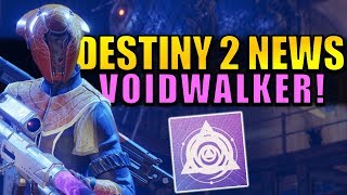 Discussing the latest Destiny 2 News!BIG Destiny 2 Change → https://www.youtube.com/watch?v=tzR9tzWgpeAWe finally got some Voidwalker Warlock Gameplay, which shows off a bunch of it's new abilities!We also got some new Sentinel Titan Gameplay!A new PvP map was also unveiled!Lastly, the changes to the Control PvP Game Mode were discussed (there are some BIG changes!)Source: http://ca.ign.com/articles/2017/07/10/destiny-2-endless-veil-and-how-crucible-control-is-changing-ign-first--- Official Merch: https://shop.bbtv.com/collections/kackishd--- My Twitter: https://twitter.com/RickKackis--- My Twitch Channel: http://www.twitch.tv/kackishd/profile
