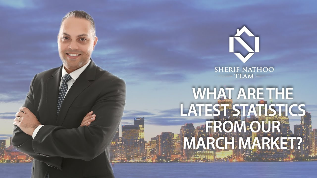 What Are the Latest Statistics From Our March Market?
