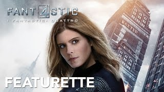 Sue Storm: la donna invisibile | Fantastic 4 - I Fantastici Quattro [HD] | 20th Century Fox, phim chieu rap 2015, phim rap hay 2015, phim rap hot nhat 2015