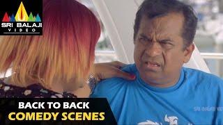 Brahmanandam Ali Comedy Scenes | Back to Back Comedy Scenes | Sri Balaji Video
