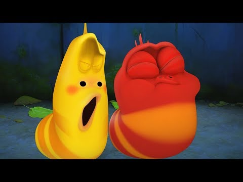 LARVA - ROUGH SLEEP | Cartoon Movie | Cartoons For Children | Larva Cartoon | LARVA Official