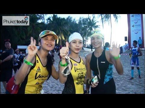 2015 Laguna Phuket Triathlon report & results