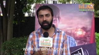 Deepak Kumar Padhy at Tamiluku En Ondrai Aluthavum Press Meet