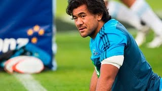 Steven Luatua looks ahead to the Chiefs match | Super Rugby Video Highlights