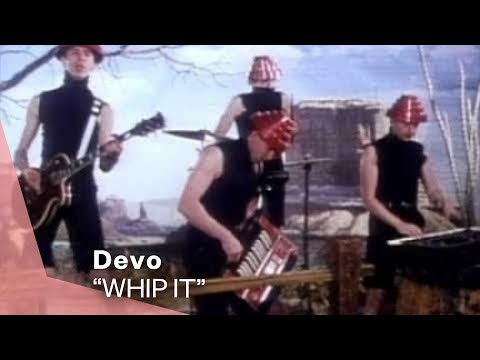 Throwback Video: DEVO - Whip It