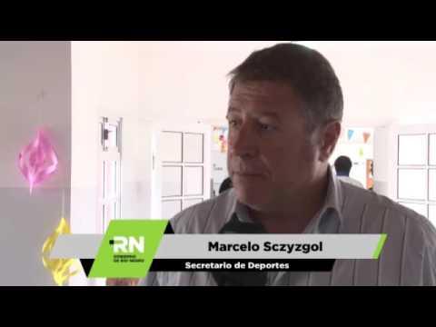 Szczygol - Reunión con referentes deportivos de los municipios rionegrinos