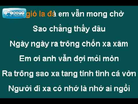 Bèo Dạt Mây Trôi - Anh Khang(Karaoke) - Thời lượng: 3:45.