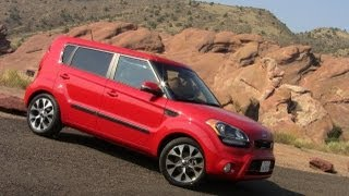 2013 KIA Soul Drive&Review