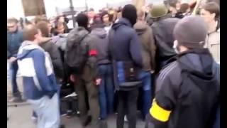 Украина. Хроника преступлений. Одесса, 7 апреля 2014 года