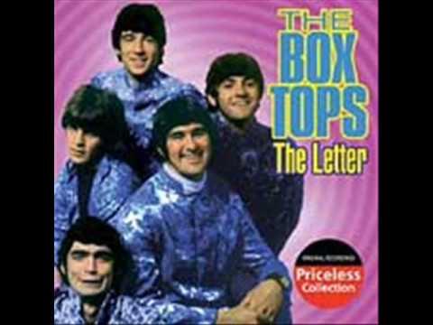 The Box Tops - Sweet Cream Ladies , Forward March