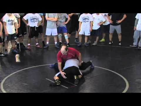 Learn How To Execute A Whizzer! - Wrestling 2015 #42