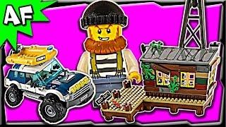 Video Lego City Swamp Police CROOKS' HIDEOUT 60068 Stop Motion Build Review MP3, 3GP, MP4, WEBM, AVI, FLV Mei 2019