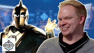 Did Doctor Fate Cheat? | DEATH BATTLE Cast