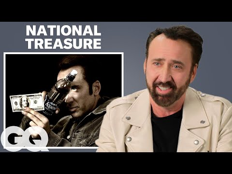 Nicolas Cage Breaks Down His Most Iconic