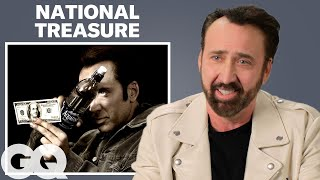 Video Nicolas Cage Breaks Down His Most Iconic Characters | GQ MP3, 3GP, MP4, WEBM, AVI, FLV Maret 2019
