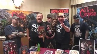 Corpse Crew and the Nasty Boys