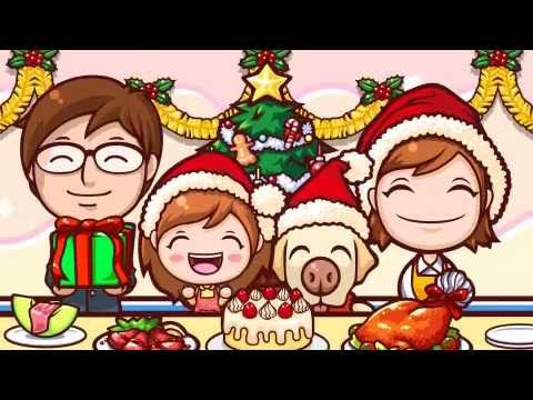 【Cooking Mama Movie】Decorating The Christmas Tree!