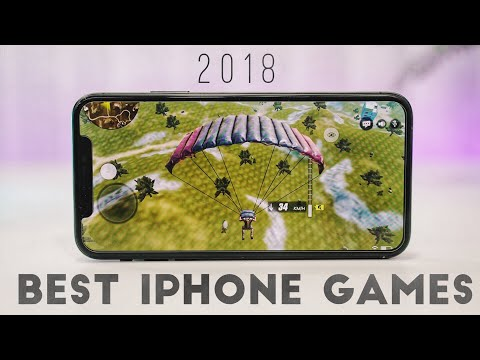 Top 10 Best iPhone Games 2018 | Must Play