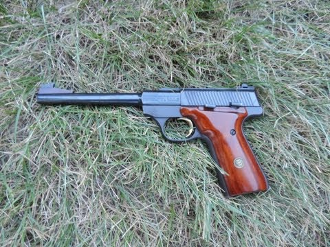Browning Challenger .22 Auto Pistol