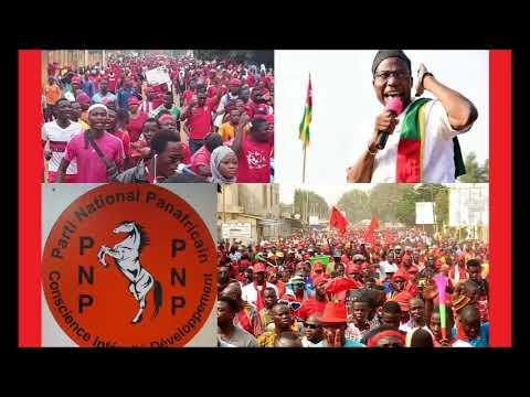 Togo: le PNP de Tikpi Atchadam relance ses troupes contre le regime de Faure Gnassingbé