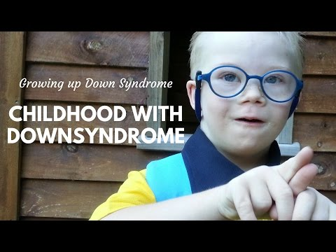Watch video Raising a child with Down Syndrome