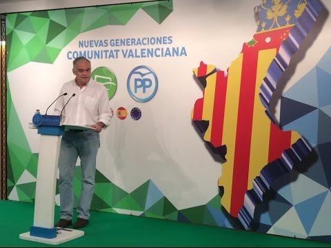 """González Pons: """"Ha llegado la hora del SÍ"""""""
