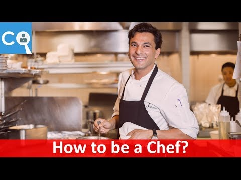 How To Be A CHEF !!!