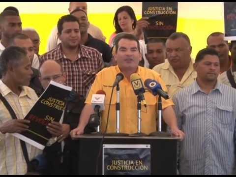 Tomás Guanipa celebró incorporación del Sindicato Bolivariano de la Construcción a la lucha por el revocatorio