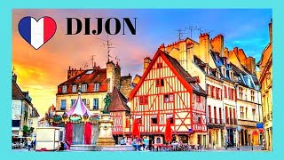 Dijon France  city images : Beautiful Dijon (France), a walking tour