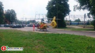 Film do artykułu: Helikopter lądował przy...