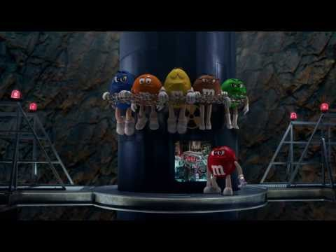 M&M's Commercial (2014) (Television Commercial)