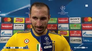 Video Emotional Giorgio Chiellini dedicates Juventus victory to Davide Astori MP3, 3GP, MP4, WEBM, AVI, FLV Juni 2018