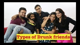 Video Types of Drunk Friends - | Lalit Shokeen Films | MP3, 3GP, MP4, WEBM, AVI, FLV Desember 2017