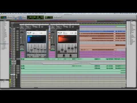 Automating Multiple Reverbs on a Vocal and Feeding Short Reverb Into Long Reverb
