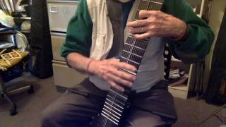 A quick video of some almost-melodies during a practice session. Original improvisation. Enjoy and share if you will.