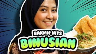 Video Cobain Makanan Hits Kantin Binus #CekOmbak MP3, 3GP, MP4, WEBM, AVI, FLV November 2018