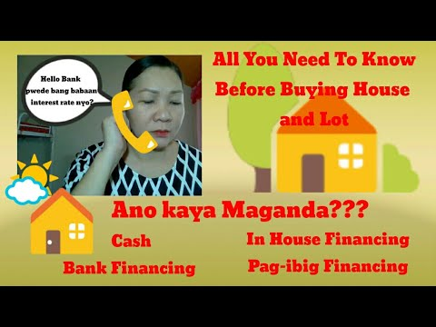 Things You Need To Know When Buying a House and Lot in the Philippines + Bank Financing Tips