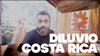 Eso que llegas a Costa Rica, y la primera noche te encuentras un diluvio con rayos y truenos que paqué :) de este vídeo son las...